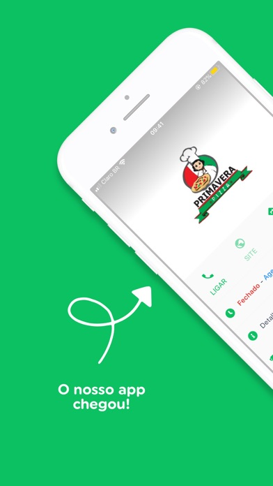 Primavera Pizza screenshot 1