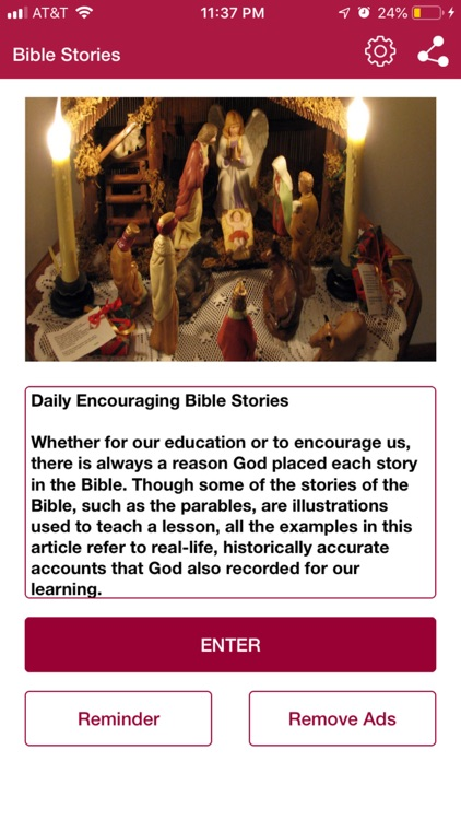 Daily Bible Stories