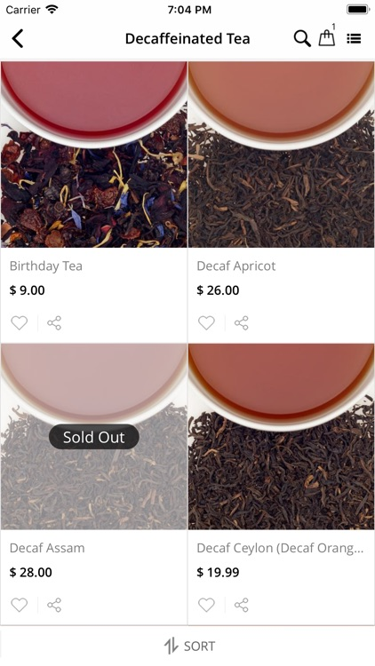 Harney & Sons Fine Teas screenshot-4