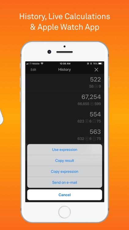 CalConvert: Currency Converter screenshot-3