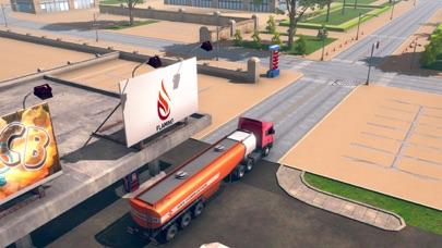 3Dを運転する石油輸送トラック - 燃料配達トラックシムのおすすめ画像3