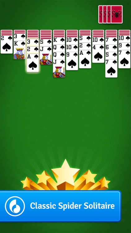 Spider Solitaire: Card Game screenshot-5