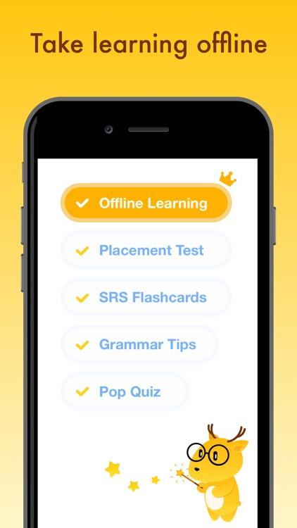 LingoDeer - Learn Languages screenshot-4