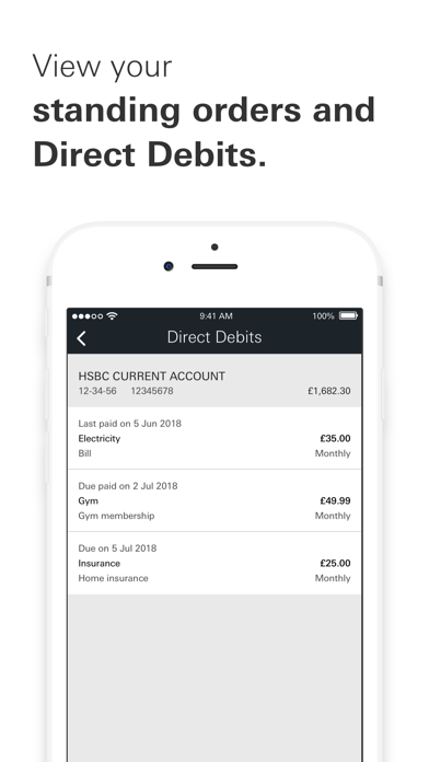 HSBC UK Mobile Banking by HSBC Global Services (UK) Limited