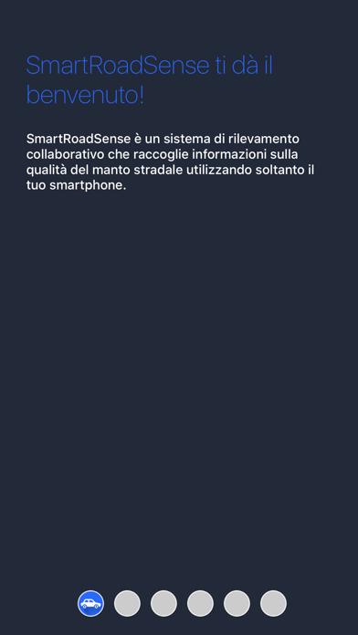 Screenshot of SmartRoadSense2