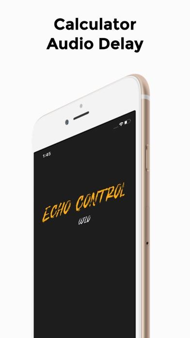 Screen Shot Echo Control 0