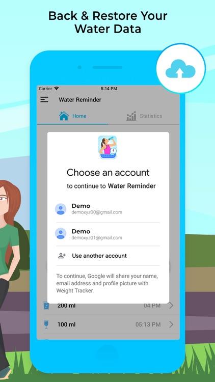 Water Tracker: For Drink Water screenshot-6
