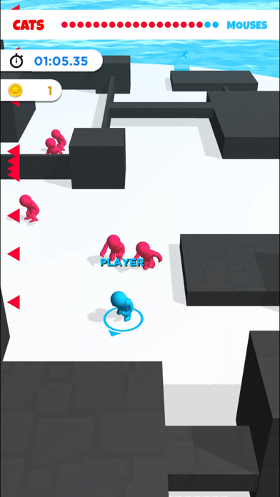 Cat and Mouse .io Screenshot