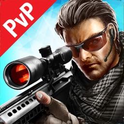Bullet Strike: Sniper 3D PvP