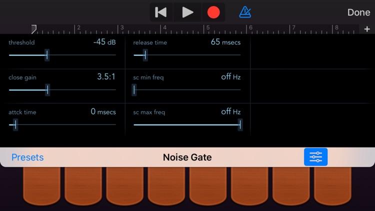 Noise Gate & Downward Expander screenshot-4