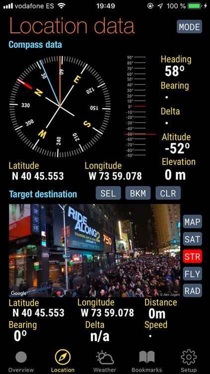 Quickgets Geo: geodata widgets screenshot-3