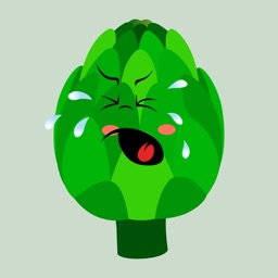 fruits emotion stickers app