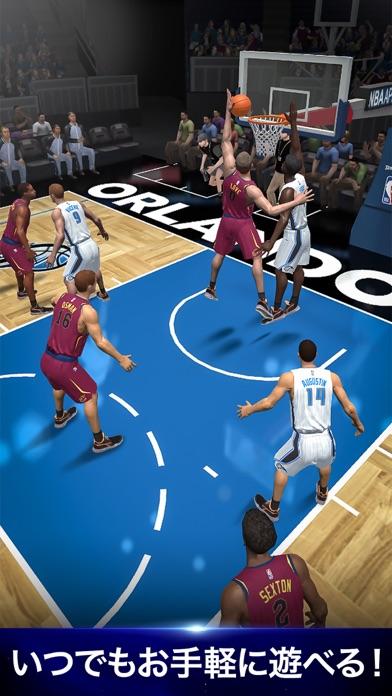NBA NOW:モバイルバスケットボールゲーム紹介画像2