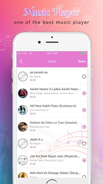 Music Player : Mp3 Player screenshot-7