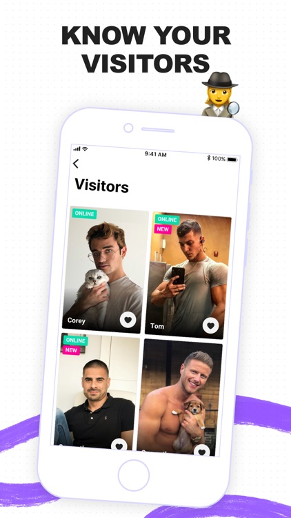 Hily Dating – Meet New People screenshot-6