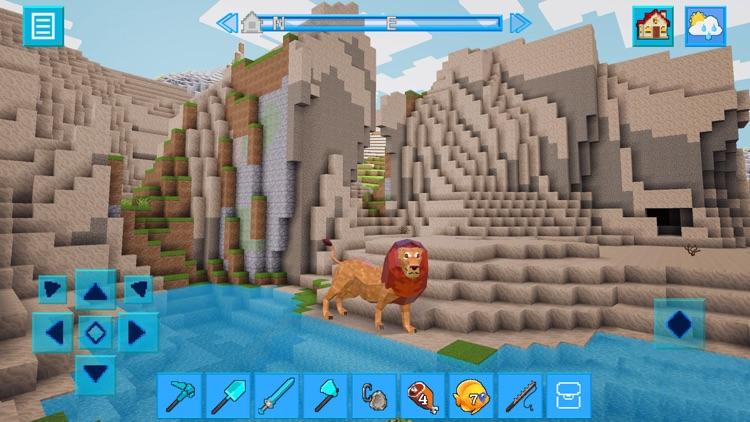 RealmCraft 3D: Survive & Craft screenshot-8