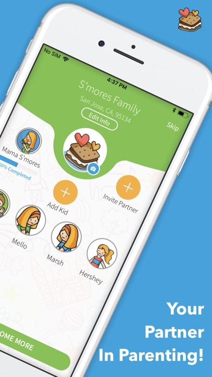S'moresUp - Best Chores App