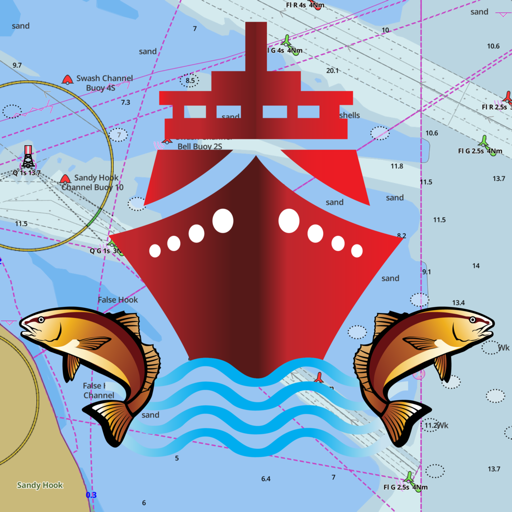 i-Boating : Marine Navigation