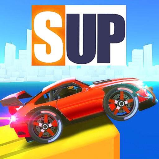 SUP Multiplayer: Race cars download