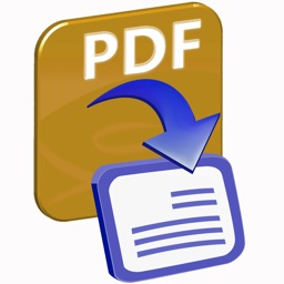 Aadhi PDF to Text Converter