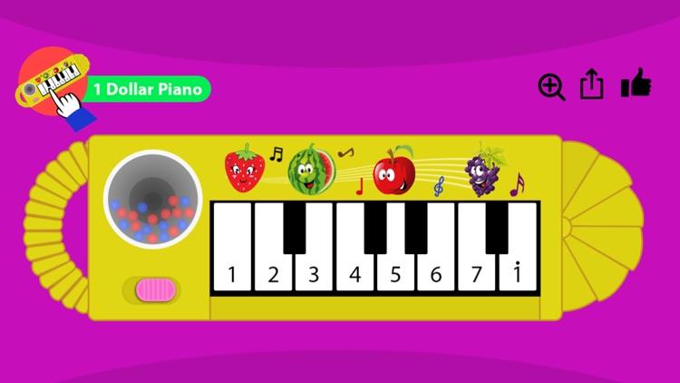1 Dollar Piano