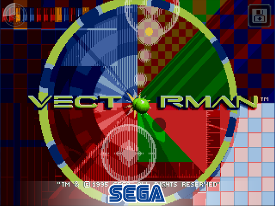 VectorMan Classic screenshot 6