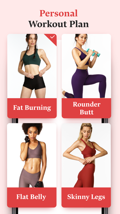 Screenshot for BetterMe: Weight Loss Workouts in Jordan App Store