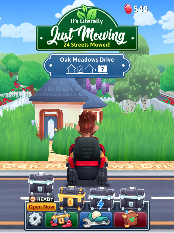 It's Literally Just Mowing screenshot 14