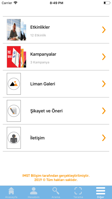 Liman Kitap Mobil screenshot four