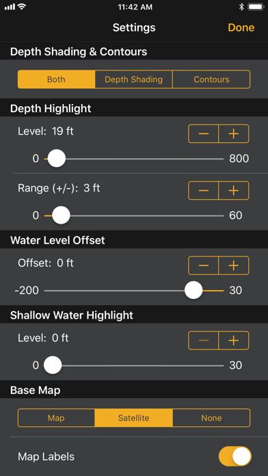 Humminbird FishSmart Screenshot