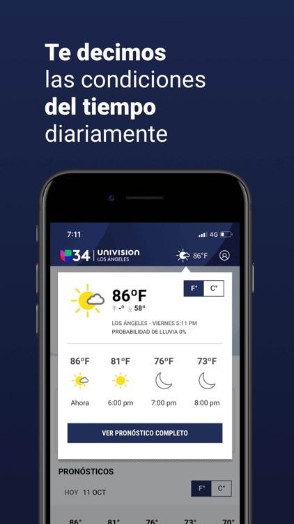 Univision 34 Los Angeles screenshot-3