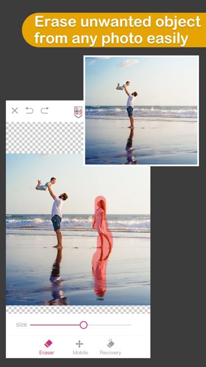 Pro KnockOut-Background Eraser screenshot-3