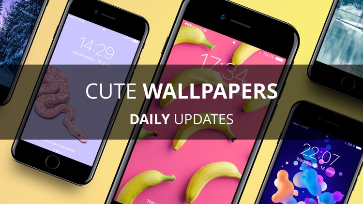 Wallpapers for iPhone X XS Max screenshot-7