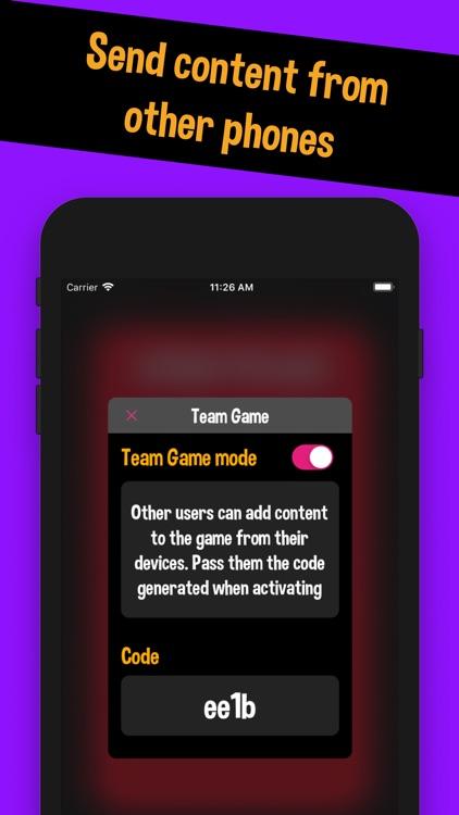 Wateky - Drinking Game screenshot-4
