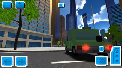 Blocky Cars In Real World screenshot 3