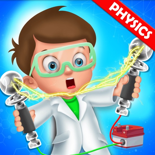 Science Experiment School Lab by Rolling Panda