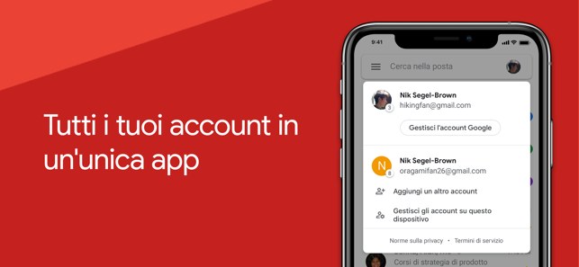 Gmail Lemail Di Google Su App Store