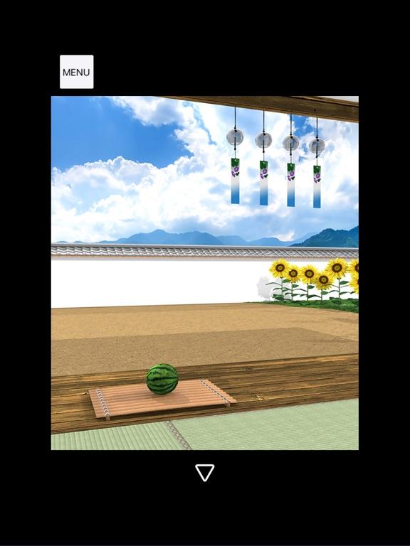 脱出ゲーム Obon ひまわり溢れる田舎の古民家のおすすめ画像4