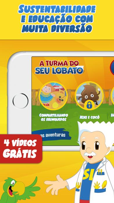 点击获取Turma do Seu Lobato
