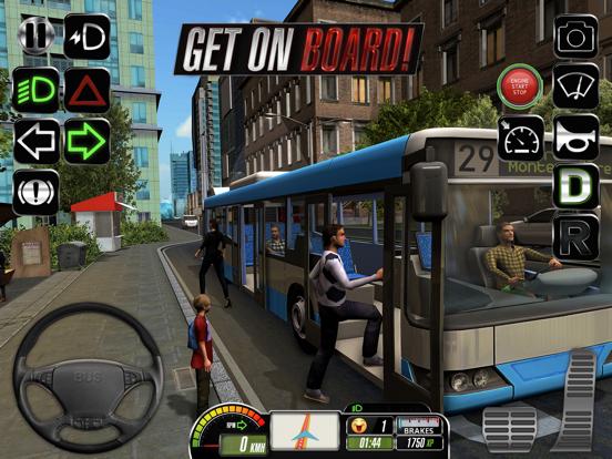 Bus Simulator: Original iPad app afbeelding 1