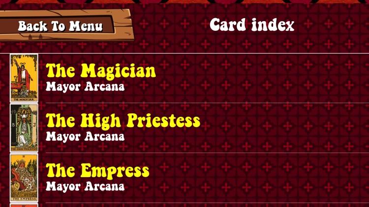 Real Tarot screenshot-5