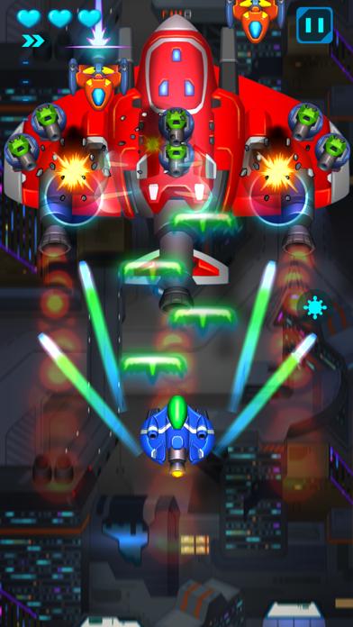 Galaxy Striker Corps(Premium) screenshot 2