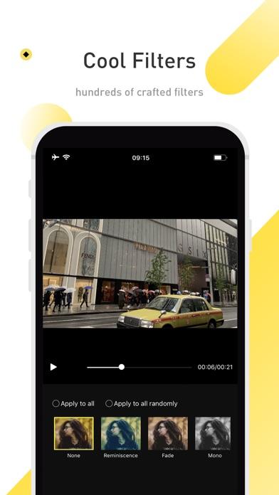 BeeCut-動画編集アプリのおすすめ画像3
