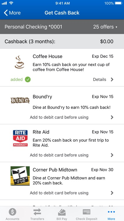 HEBFCU Mobile Banking screenshot-6