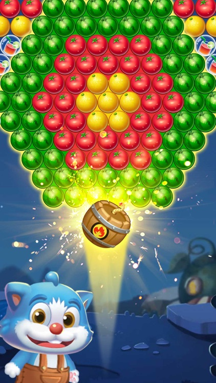 Shoot Ball Fruit Splash screenshot-3