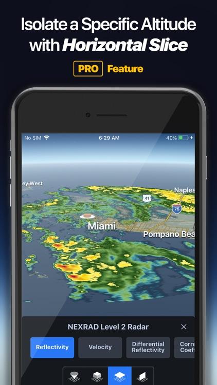 Weather Lab - 3D Radar screenshot-6