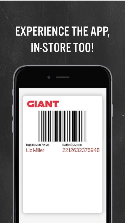 GIANT Food Stores screenshot-5
