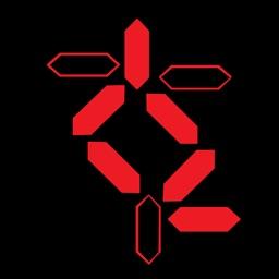 Predator Clock - Alien time