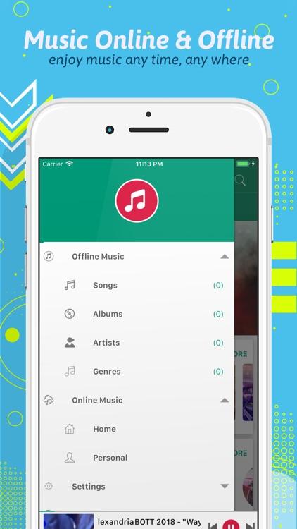 Lark Player -- YT Music Player screenshot-3