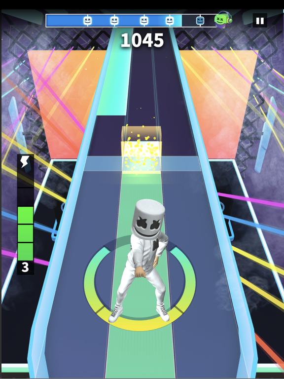 Marshmello Music Dance screenshot 6